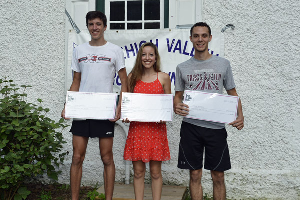 2016 LVRR Scholarship Winners